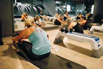 Live HIIT WORKOUTS